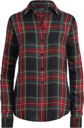 Ralph Lauren Crest Tartan Twill Shirt