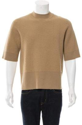 Craig Green Merino Wool Short Sleeve Sweater
