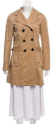 Marc by Marc Jacobs Double-Breasted Trench Coat