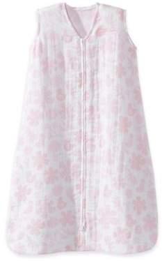HALO® SleepSack® Duck Cotton Muslin Wearable Blanket in Pink $24.99 thestylecure.com