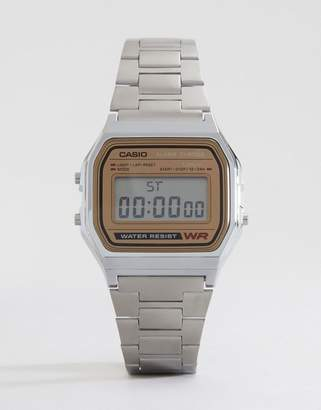 Casio A158wea-9ef Classic Retro Digital Watch
