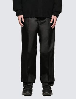 Prada Garbadine Wide Pants