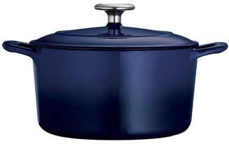 Tramontina Gourmet Enameled 6.5 Qt. Cast Iron Round Dutch Oven