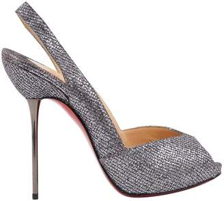 adbca092999 Metalic Christian Louboutin Shoes - ShopStyle UK