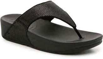FitFlop Lulu Superglitz Wedge Sandal - Women's
