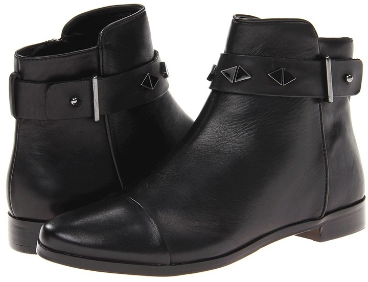 House Of Harlow Ben (Black Calf) - Footwear