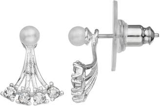 Lauren Conrad Jacket Earrings