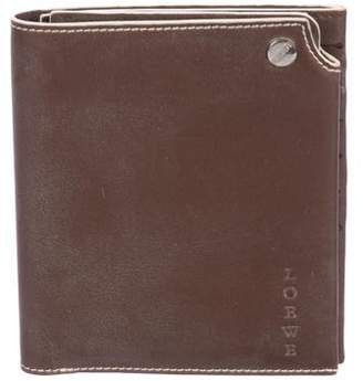 Loewe Smooth Leather Wallet