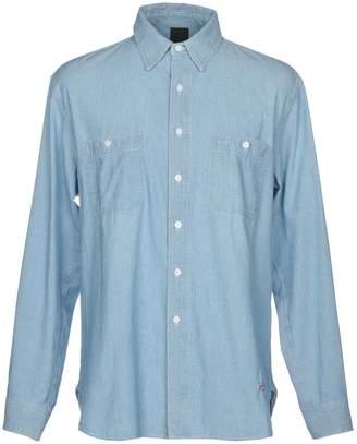 (+) People + PEOPLE Denim shirts - Item 42689887GE