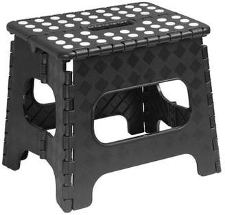 Superior Performance Folding Step Stool with Dots Superior Performance