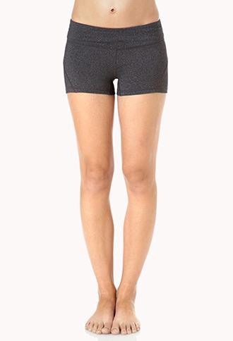Forever 21 Favorite Skinny Workout Shorts
