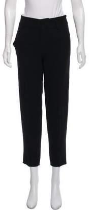 Giada Forte Wool-Blend High-Rise Pants w/ Tags