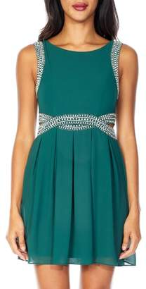 TFNC Malaga Beaded Minidress