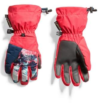 The North Face Montana Gore-Tex(R) Waterproof Gloves