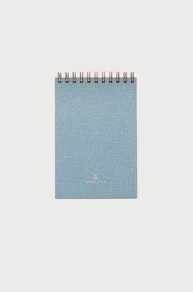 Lily Ashwell Small Chambray Notepad
