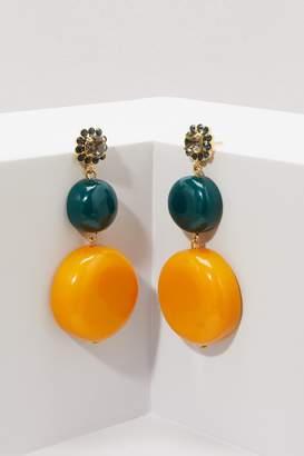 Marni Circle earrings
