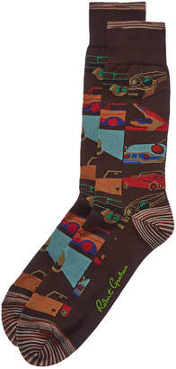 Robert Graham Yardman Socks
