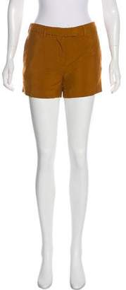 Prada Mid-Rise Mini Shorts