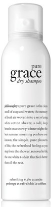 Philosophy Pure Grace Dry Shampoo $24 thestylecure.com