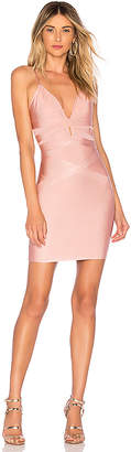 by the way. Cadence Mesh Dress