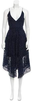 Nicholas Structured Lace Dress w/ Tags