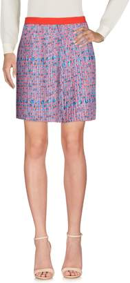 Tru Trussardi Knee length skirts - Item 35366515PU