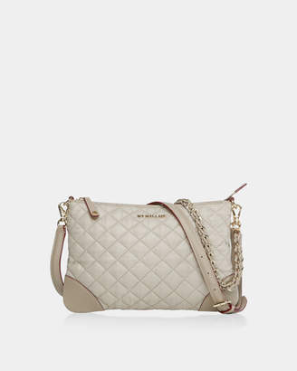 MZ Wallace Atmosphere Small Crosby Crossbody