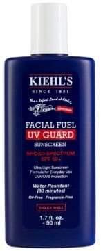 Kiehl's Facial Fuel UV Guard SPF 50