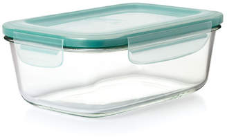 OXO Good Grips Snap Glass Rectangle 64 Oz. Food Storage Container