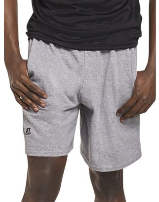 Russell Athletic Men's Basic Cotton Pocket Shorts