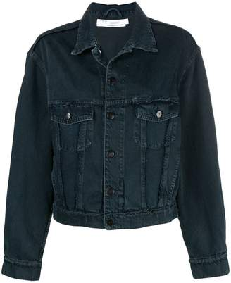 IRO loose fitted denim jacket