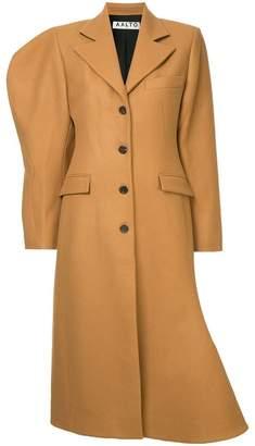 Aalto structured long coat