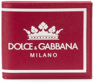 Dolce & Gabbana Milano wallet