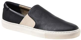 Banana Republic Tylan Leather Slip-On Sneaker