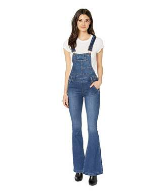 cf9b333216 Free People Carly Flare Overalls