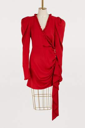 Magda Butrym Carlton short dress