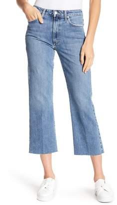 Joe's Jeans Wyatt Crop Wide Leg Jeans (Remmy)
