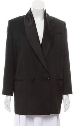 Jean Paul Gaultier Shawl-Lapel Oversize Jacket