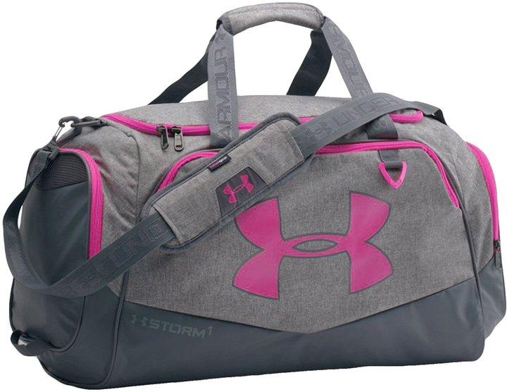 Under Armour 2016 Undeniable MD Duffel II Storm Gym Bag /Travel Bag