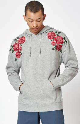 Pacsun Bouquet Oversized Pullover Hoodie