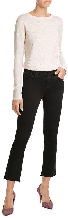 Zadig & Voltaire Flecked Cashmere Pullover