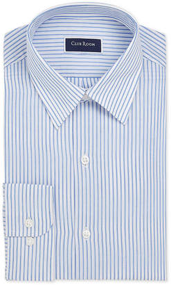 Club Room Men Regular-Fit Stripe Dress Shirt
