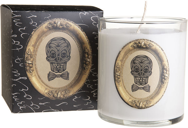 Patch NYC Skull Candle