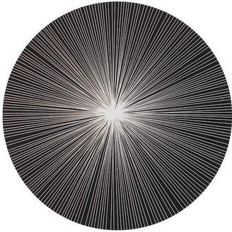 "Tisch New York Wood Coasters ""Lines"" (Set of 6)"