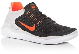 Nike Men's Free RN 2018 Lace Up Sneakers