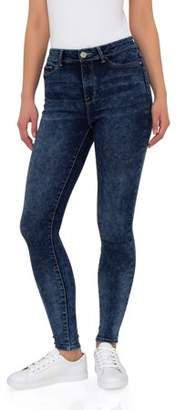 Time and Tru Women's High Rise Sculpted Jegging
