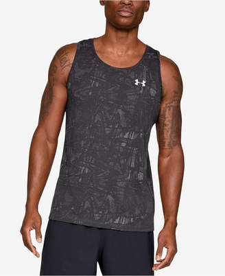 Under Armour Men's Threadborne Running Tank Top