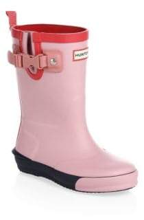 Hunter Toddler's& Girl's Davidson Rain Boots