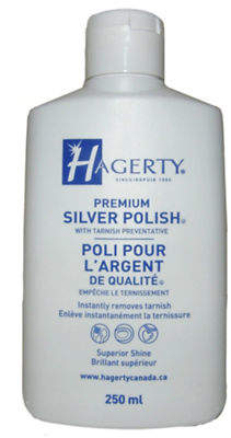 Hagerty Premium Silver Polish 250ml
