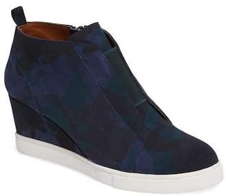 Linea Paolo Felicia Wedge Sneaker Bootie